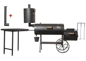 Universelle Smoker Grill 16