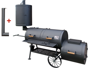 Universelle Smoker Grill 24