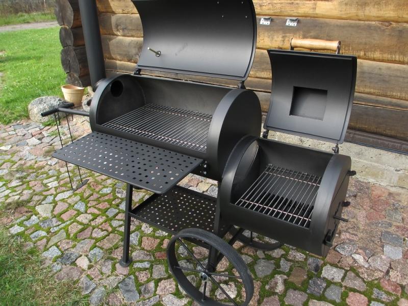 smoker grill 16 6 2 mm. Black Bedroom Furniture Sets. Home Design Ideas